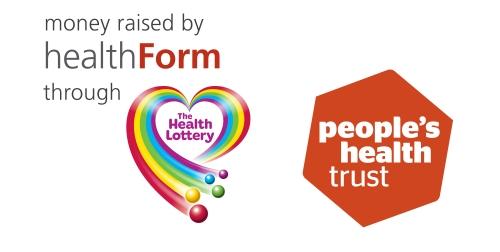 health trust logos